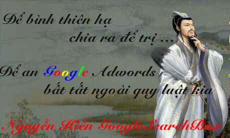 Đào Tạo Google Adwords Nguyễn Hiển GoogleSearchBox