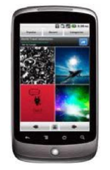Định dạng quảng cáo - Các loại quảng cáo trên điện thoại di động