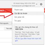 Hướng dẫn làm trong sạch Email khi đã đăng ký tài khoản Adwords