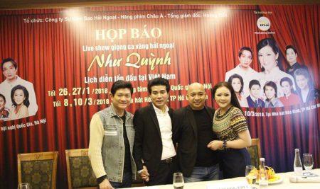 Sói Gìa Adwords Là Nhà Truyền Thông Marketing Online Độc Quyền Cho Liveshow Như Quỳnh